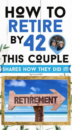 Do you dream of retiring early? What if you could retire in your 40's? This couple was able to retire by 42. They share tips on how to retire early and travel. They travel all over the world now. Find out how they did it! #retirement #myfinancialhill #retirement #personalfinancetips #frugal #frugalliving #savings #savingmoneytips #traveling #nomadic Preparing For Retirement, Early Retirement, Retirement Planning, Frugal Living Tips, Frugal Tips, Investing Money, Saving Money, Quitting Your Job, Financial Goals