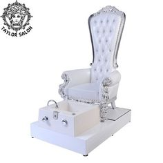 Manicure salon furniture station foot spa massage pedicure chair with spa pedicure sink Nail Salon Furniture, Spa Furniture, Nail Salon Decor, Spa Pedicure Chairs, Pedicure Chairs For Sale, Pedicure Spa, Beauty Salon Equipment, Spa Chair, Most Comfortable Office Chair