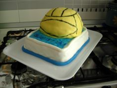 waterpolo cake!