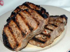 Fire Up the Grill in Honor of Dad | Janet's Notebook | Just A Pinch Recipes