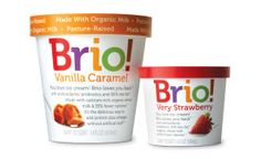 Brio made the 2016 Top 10 Best New Dairy Products chosen by Dairy Foods' readers!