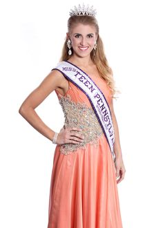 Miss Teen Pennsylvania World 9