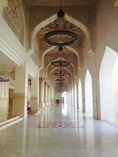 Mezquita. Doha, Qatar