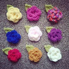 #crochet #crochetflowers #crochetrose #attic24pattern #mothersdaysoon by aliduffy