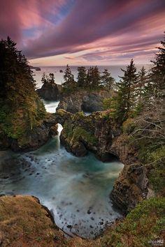 Samuel H Boardman State Park, Oregon