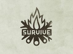 "Final ""Survive"" Logo"