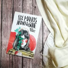 Reseña · En sus manos ardió el bosque, de Diego Álvarez Miguel