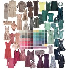 Soft Summer Palette by nyrvelli on Polyvore featuring Lanvin, Phase Eight, Izabel London, Dorothy Perkins, Zac Posen, Anna Field, Boohoo, John Lewis, Oasis and Talbots