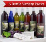 Variety Pack – 6 Bottles of Wine