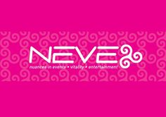 Logo in pink