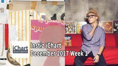 Top 20 Instiz iChart K-Pop Chart - December 2017 Week 1