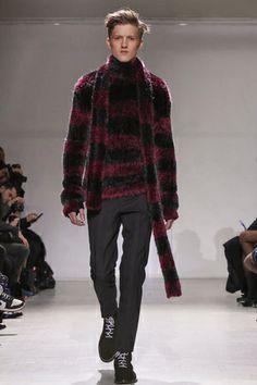 John Lawrence Sullivan #Menswear #Fall2014 #Paris #Fashion