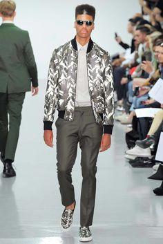A. Sauvage - Spring 2015 Menswear