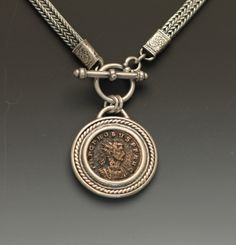 Product Details: RM4 - Erez Ancient Coin Jewelry - ownapieceofhistory.biz