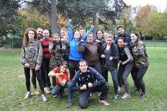 #boostbirhakeim - Une belle équipe ce dimanche encore - Boot Camp du 16/11 - @bbirhakeim