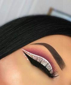 Eye Makeup Tips – How To Apply Eyeliner – Makeup Design Ideas Gorgeous Makeup, Pretty Makeup, Love Makeup, Makeup Inspo, Makeup Inspiration, Makeup Ideas, Makeup Tutorials, Makeup Trends, Makeup Shayla