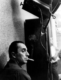 """Hollywood is like being nowhere and talking to nobody about nothing.""