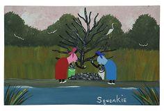 Squeakie, Oyster Gathering on OneKingsLane.com