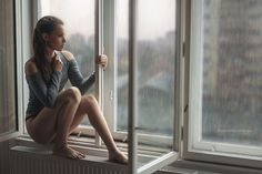by Stefan Häusler on Cold Day, Cozy, Selfie, Model, Beauty, Portraits, Windows, Doors, Facebook