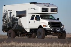 EarthRoamer Xpedition Vehicle - Wow!