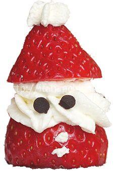 #sneeuwpop #kerst #recept #kinderen #aarbei