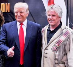 Apprentice Staffer: Gary Busey Groped Me, Donald Trump Laughed - Us Weekly
