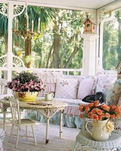 80 Best Shabby Front Porches Images