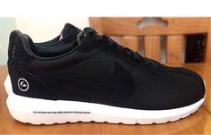 dbb98e7a69a1 New Images of the Nike Roshe LD x Fragment - Blk White New Image