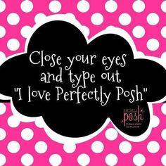 I love Perfectly Posh Lol the one time auto correct works!! #love #autocorrect…