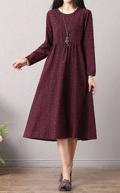 22 New Ideas For Dress Long Sleeve Bohemian