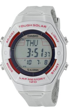 Cheap Watch , Casio Women's LWS200H-8ACF Solar Runners 120-Lap Digital Sport Watch...$19.95