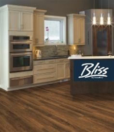 "Beaulieu Bliss COREtec One Fiji - 6"", luxury vinyl floor, hardwood alternative, waterproof floor, Green Guard floor, wide plank floor, dark brown floor"