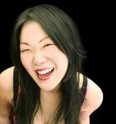 Margaret Cho - I love her! I love her comedy and I love how she laughs at herself and her family. She's overcome an eating disorder and speaks out for women.