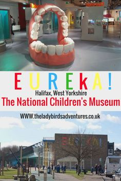 eureka Days Out In Yorkshire, Yorkshire Day, Days Out With Kids, Family Days Out, Travel With Kids, Family Travel, Family Trips, Uk Holidays, Enterprise Application Integration
