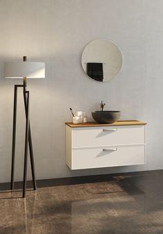 TVÄTTSTÄLL CEMENT - NORO Cement, Bauhaus, Mirror, Bathroom, Furniture, Home Decor, Vogue, Washroom, Decoration Home