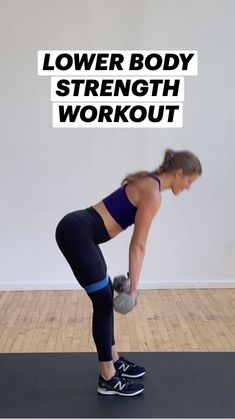 Gym Workout For Beginners, Workout Videos, Leg And Glute Workout, Strength Training Workouts, Workout Challenge, Workout Programs, At Home Workouts, Fitness Tips, Weightlifting