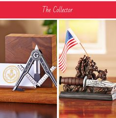 Meet The Collector: If it's a collectible, they probably have it or desperately want it. From Star Wars collectibles to masonic compass knives and pocket watches, they collect it all! Download the My Perfect Present app from the App Store or Google Play to find unique gifts for all the important people in your life, including the Collector.