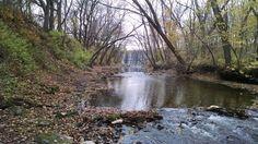 Dam at Beeds Lake State Park #Iowa