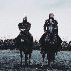 Men of Ronan + Gondor