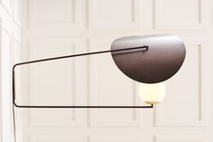 Les Ateliers Courbet Anna Karlin Light Sunshade Applique Sconce