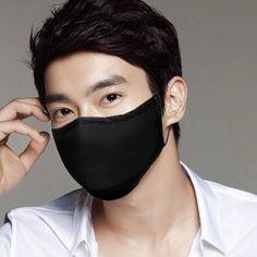 ZWZCYZ 2015 New Unisex Adult PM2.5 Microfiber High-Filtration Dust Mask (Black)