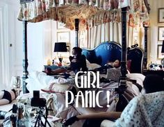 #girlpanic