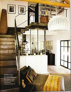 Home decorated by Sarah Lavoine in Gers, France