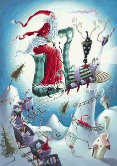 Féerie et fantaisie de Noël