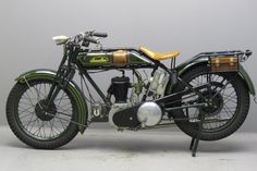 "Saroléa  1925   500 cc  S.V.  ""23 H   frame # 14830  engine # 12521 The firm was established in  1850 at  Herstal (Liege)  as an arms factory by Joseph Saroléa.  In 1892 the production of bicycles was started.  Joseph died in 1894 and under the management of his sons the company grew bigger and bigger. In ... Read more"