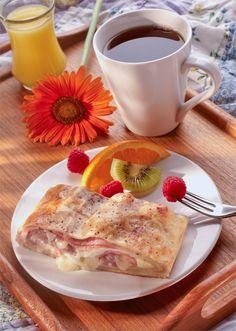 Buen provecho a quienes estén desayunando! Me hubiera gustado algo así de sustancioso hoy! jeje