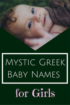 Looking for Greek baby girl names that are unique, cute and popular? Check out the list of 15 beautiful names to find the perfect one for your baby. Greek Baby Names Boys, Baby Girl Names Spanish, Baby Names Short, Names Girl, Cool Baby Names, Goddess Names And Meanings, Baby Names And Meanings, Mystical Names, Baby Names Scottish
