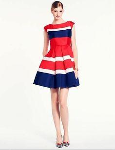 NWT KATE SPADE NEW YORK Britta Dress in hard-to-find Sz 8 $478