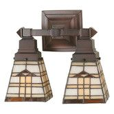 Found it at Wayfair - Arrowhead Mission 2 Light Wall Sconce , for bedroom