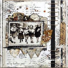 ALTERED RUSTIC GRUNGE BOARDS